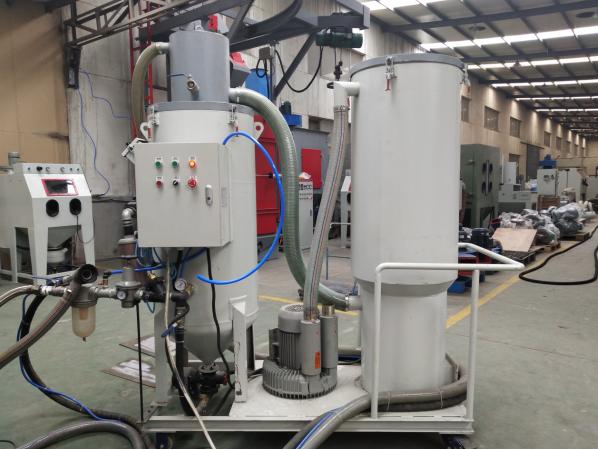 TS-300LA型-自动循环回收式设备