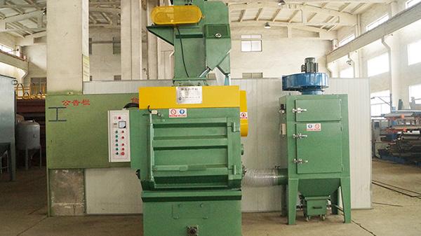 泰盛机械为您介绍循环回收式喷砂机基本知识