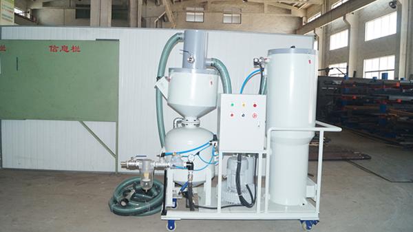 泰盛机械为您介绍什么是环保移动式喷砂机